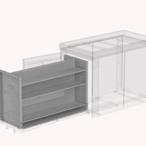 Werkzeugschrank medium
