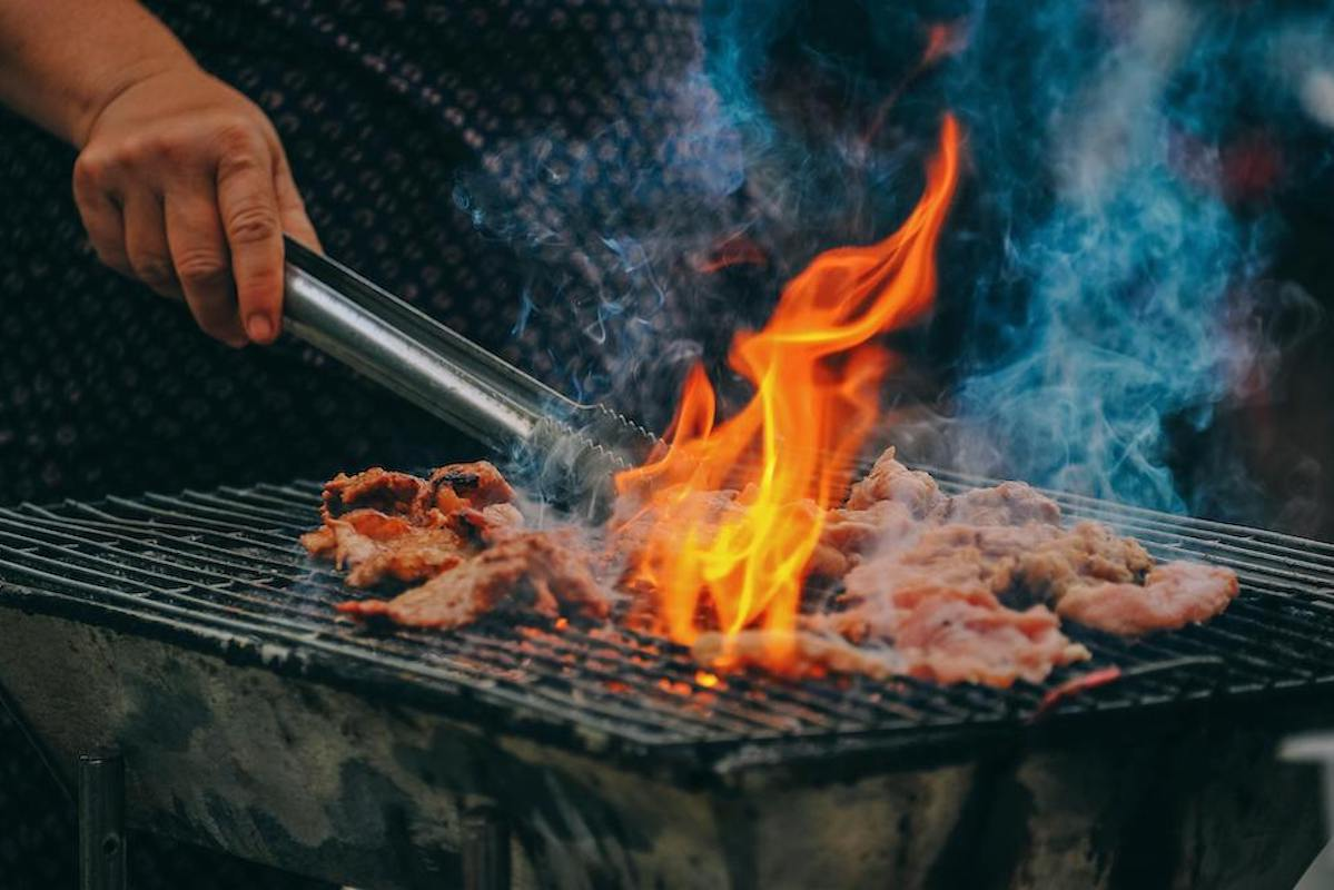 Barbeque Month